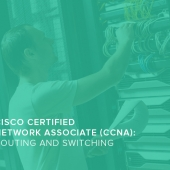 New Deal: 93% off a Cisco Certified Network Associate (CCNA) & Professional (CCNP) Certification Bundle Image
